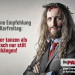 Cover image for EME event 'Jesus is a Dancer - Koblenz'