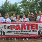Cover image for EME event 'Mahnwache gegen Dings // Die PARTEI Westerwald'