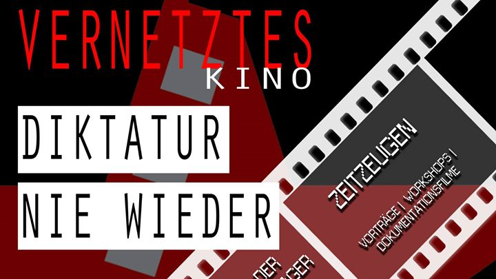 Cover image for EME event 'Vernetztes Kino'